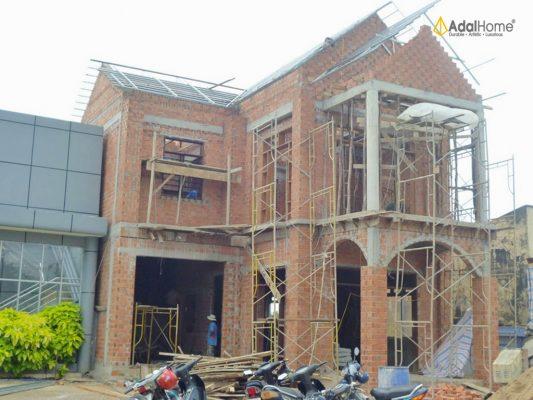kinh nghiệm xây nhà mới