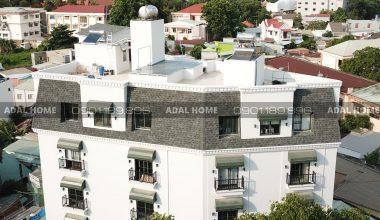 Mái nhà đẹp VP Bình Dương (2)