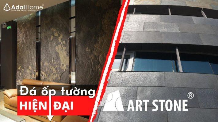 Art Stone một dòng đá ốp tường hiện đại