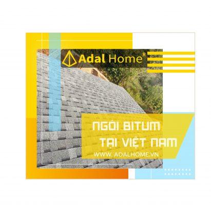 Adal Home cung cấp ngói dán