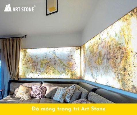 đá mỏng trang trí Art Stone