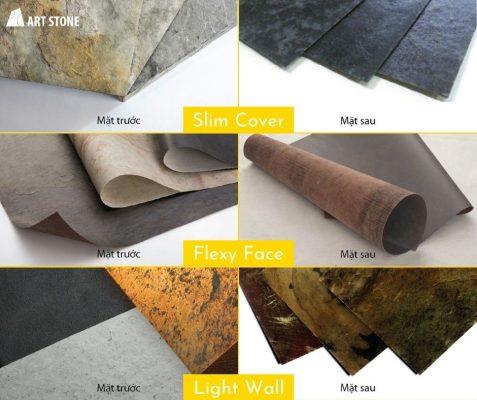 Các loại đá mỏng trang trí Art Stone