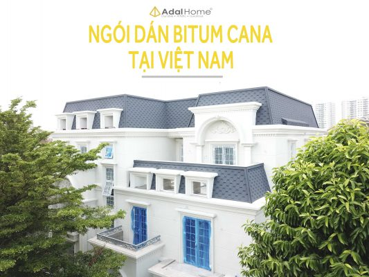 ngói dán tại Việt Nam