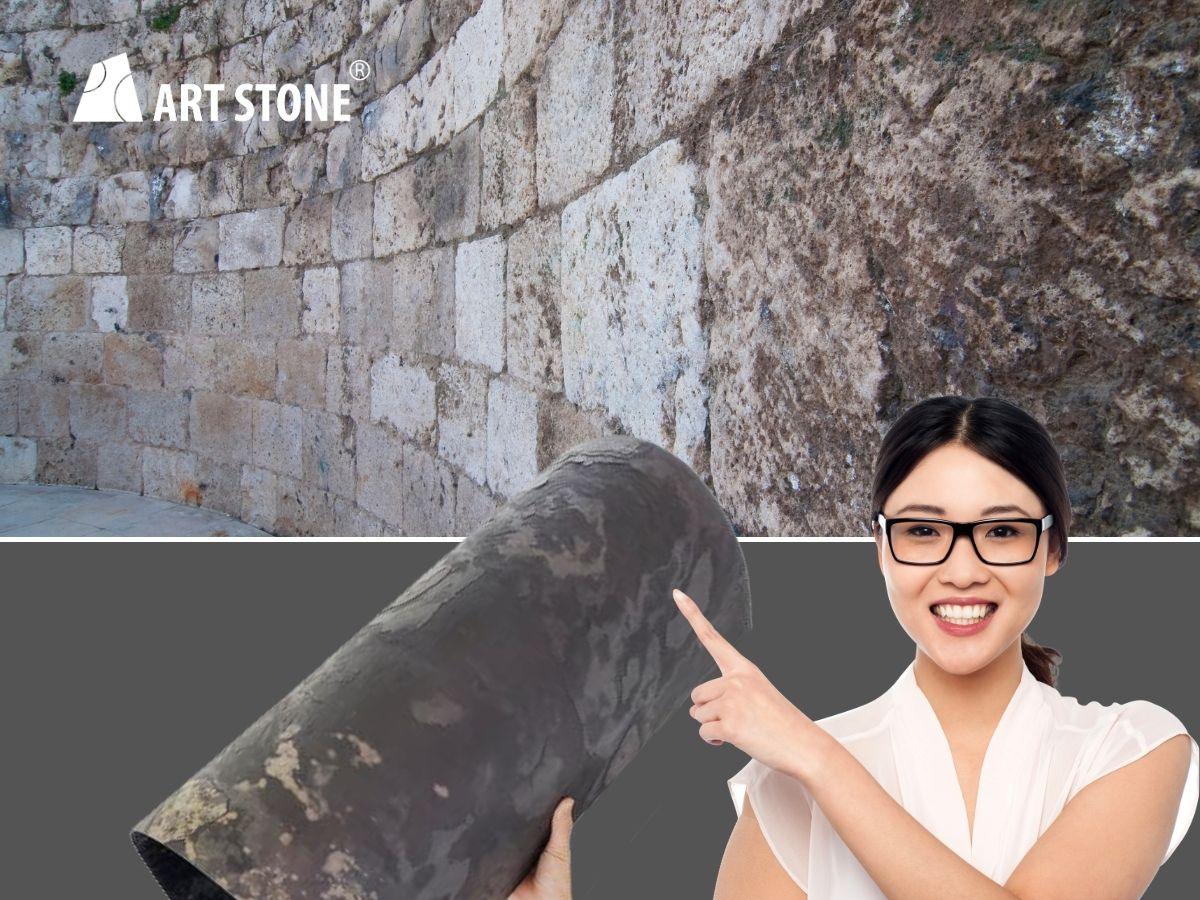Chọn vật liệu nền cho đá mỏng ốp tường Art Stone