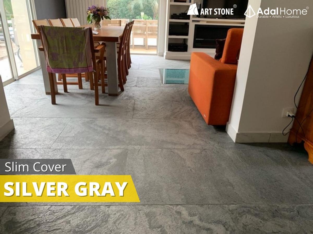 Đá mỏng ốp tường Art Stone – Slim Cover cho sàn nhà