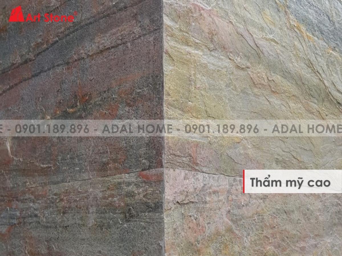 Thẩm mỹ cao với đá mỏng Art Stone