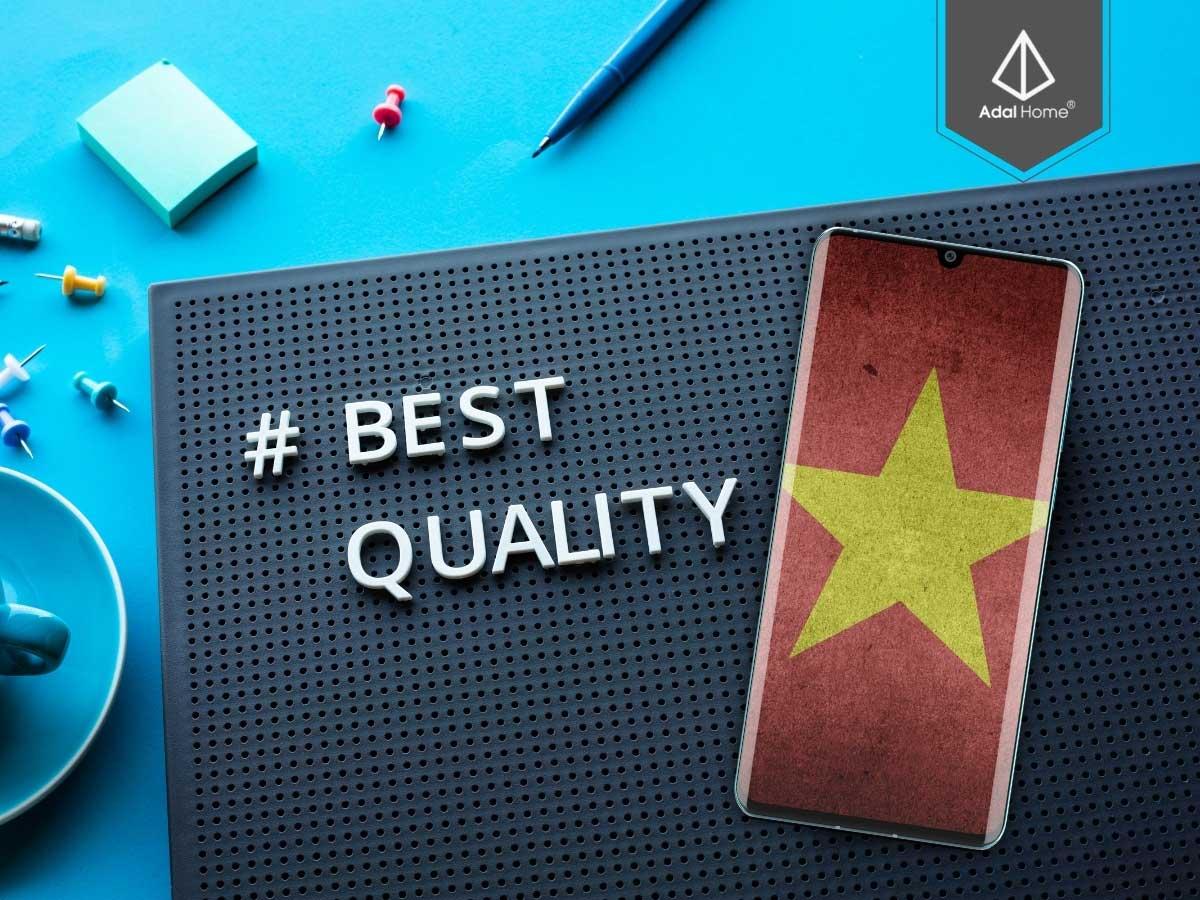 Adal Home chọn sản phẩm chất lượng