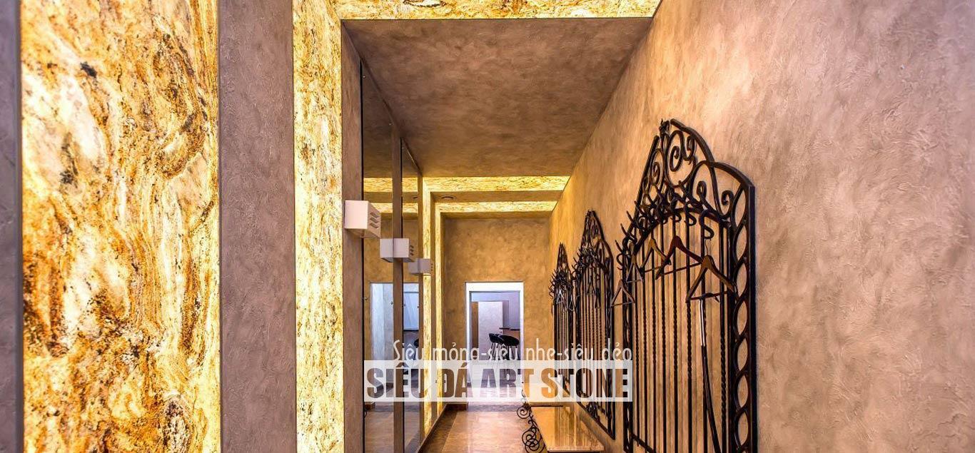 Đá mỏng ốp tường Art Stone - Slide