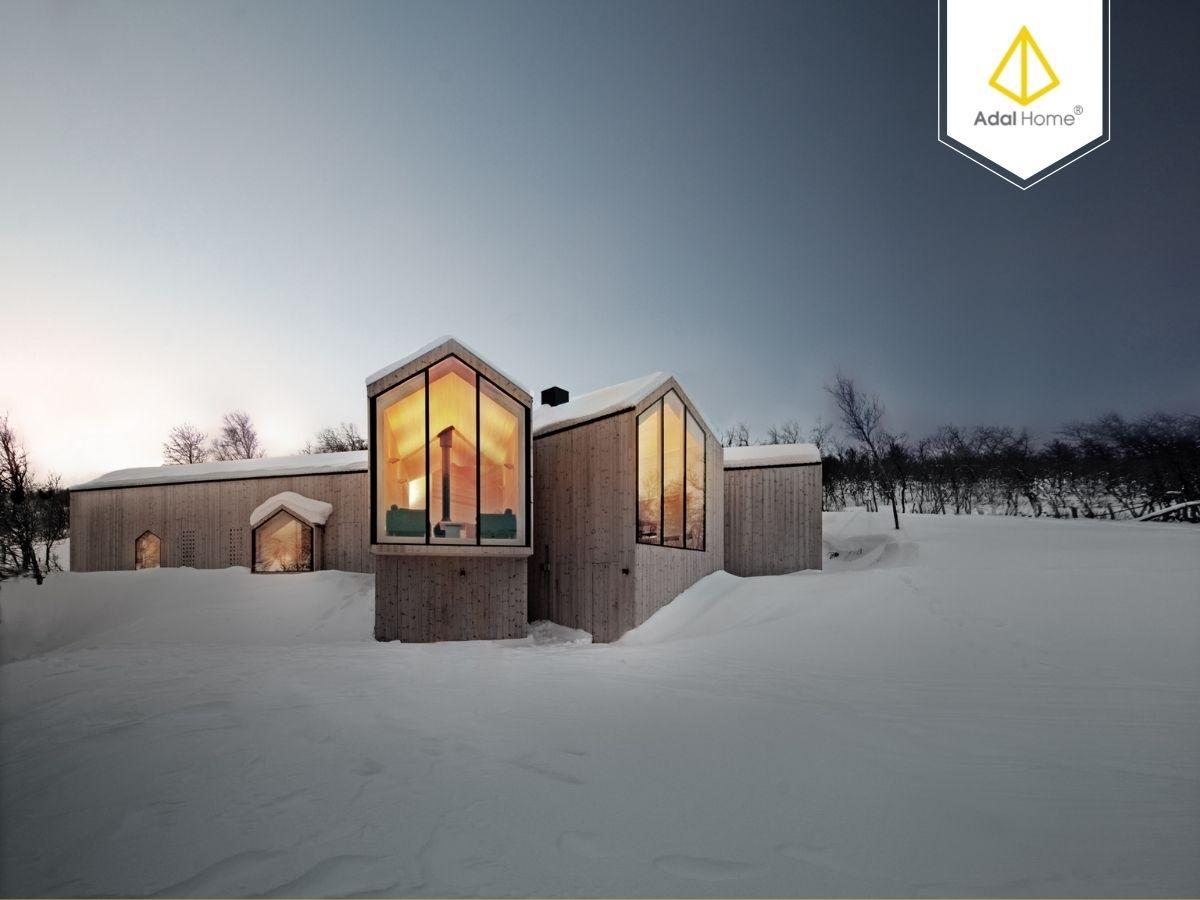 Kiến trúc Bắc Âu được định hình
