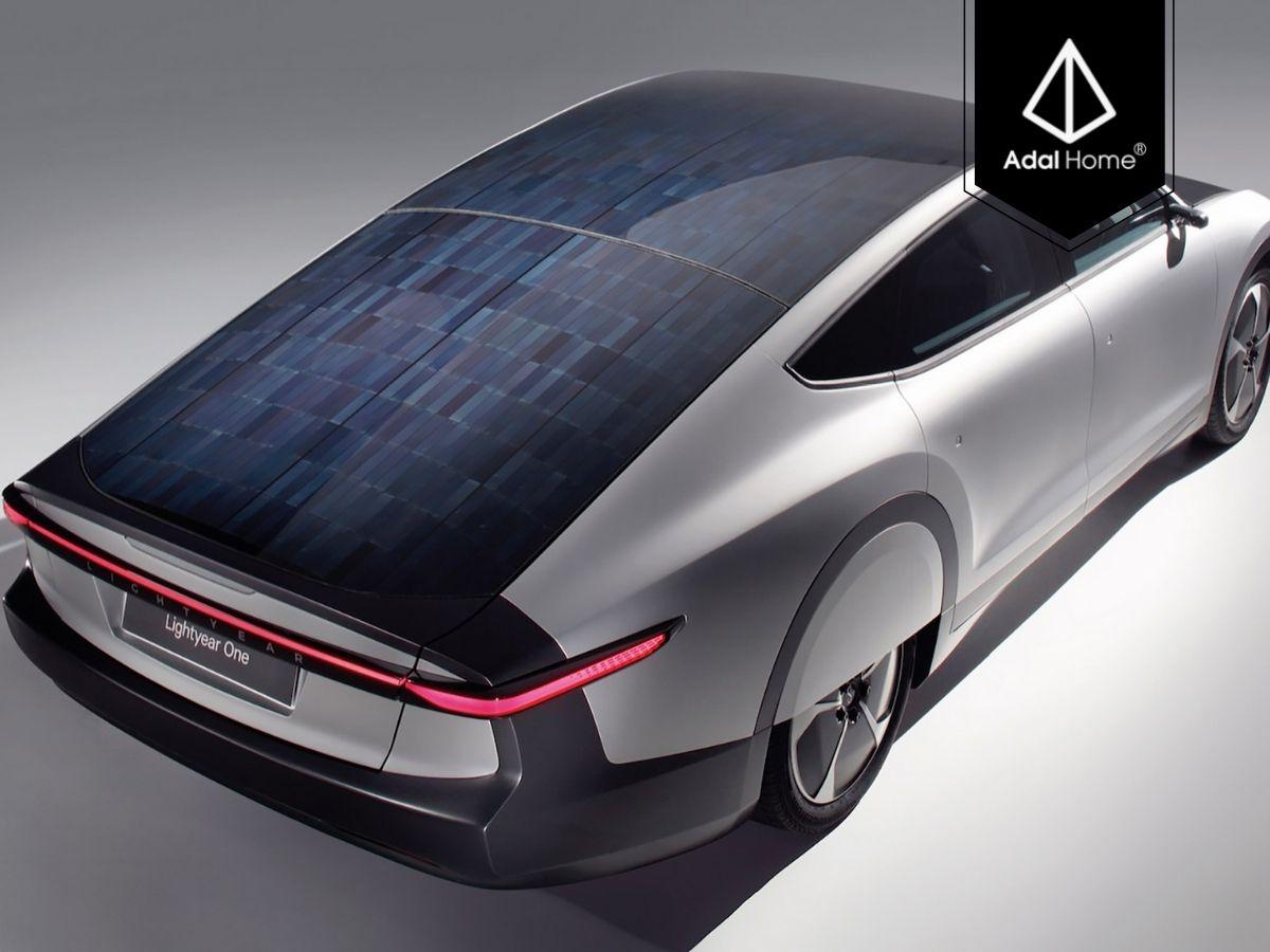 Những chiếc xe dùng điện mặt trời là mô hình của tương lai