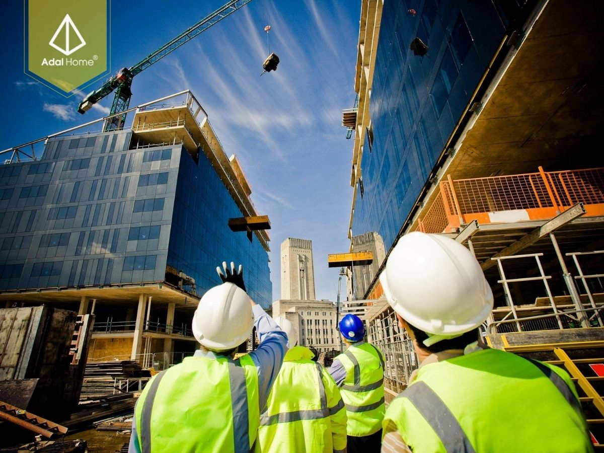 Xây dựng dân dụng luôn là ngành quan trọng trong nền kinh tế